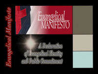 Evangelical Manifesto