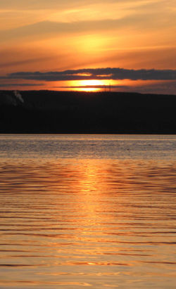 Sunset Cropped
