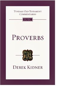 Proverbs Kidner