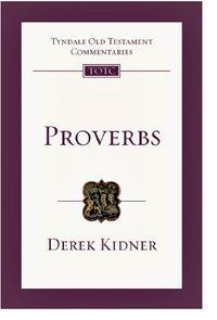 Proverbs Kidner