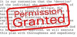 Permission_granted